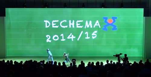 Dechemax Tanzperformance-Video