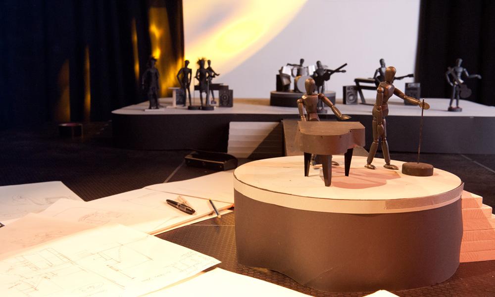 Technik- und Bühnenkonzept